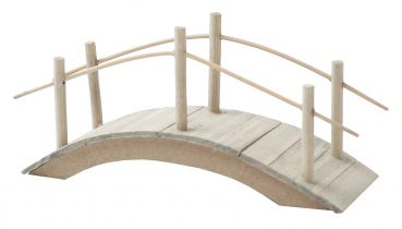 Mini Gardening Wooden bridge