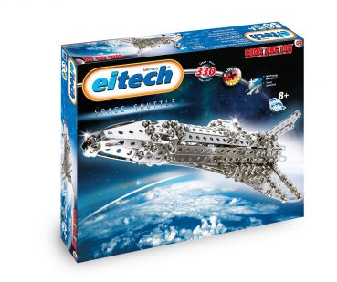 "Metal Construction Set ""space shuttle"""