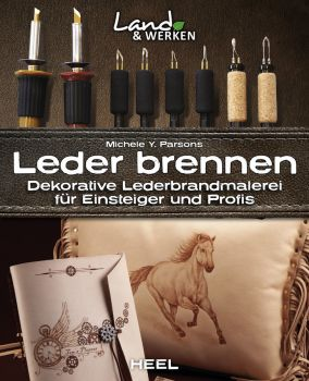 burning leather - only available in German language