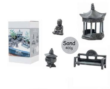 Mini gardening Asia- Set, 5 pcs.