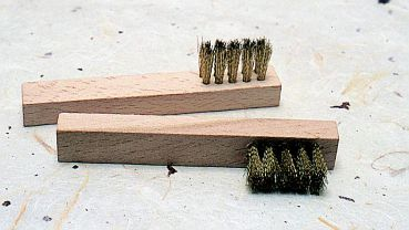 Cleaning brush, 2 pcs.